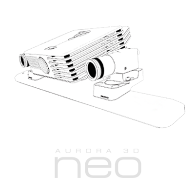 neo  scanner 3d professionale